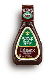 Balsamic with Honey