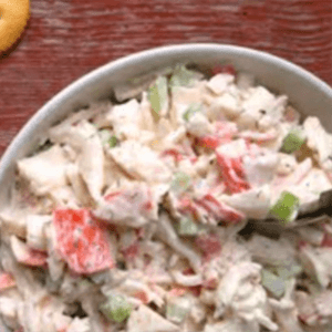 Deluxe Seafood Salad