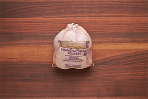Fresh, Yound Natural Poussin