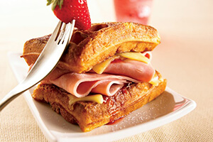 PERDUE® SANDWICH BUILDERS® FULLY COOKED SMOKED SLICED HAM